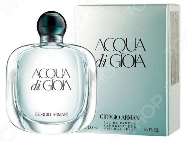 Парфюмированная вода для женщин Giorgio Armani Acqua Di Gioia