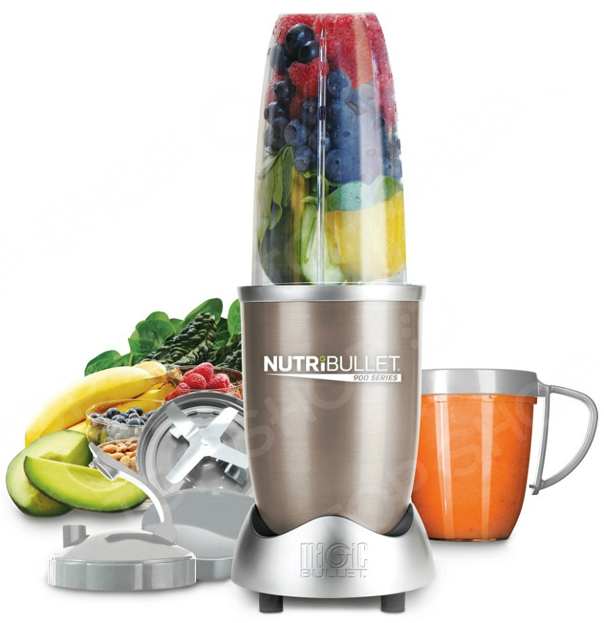 Экстрактор питательных веществ NutriBullet Pro Family Set 6
