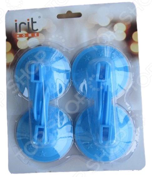 Крючки на присосках Irit IRCH-01. В ассортименте