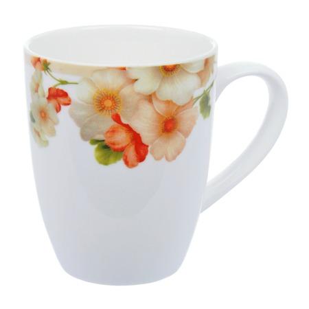 Купить Кружка Nanshan Porcelain «Мальва»