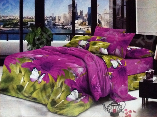 цены на Комплект постельного белья «Летние мечты». 1,5-спальный в интернет-магазинах