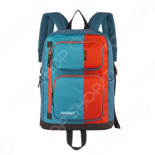 Рюкзак молодежный Grizzly RU-619-1/1