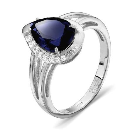 Купить Кольцо «Сапфировая тайна» 100-1022