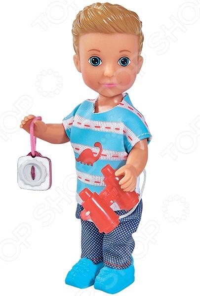 Набор игровой с куклой Simba «Тимми. Поход»