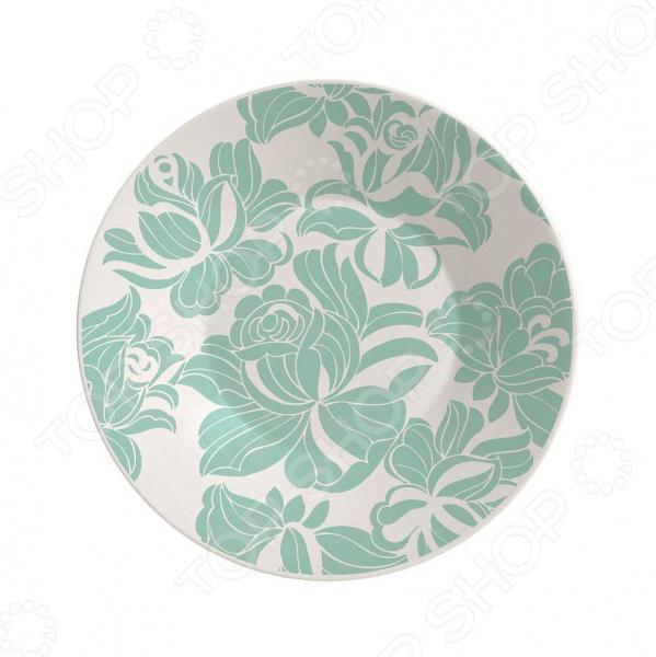 Тарелка суповая Biona Mint