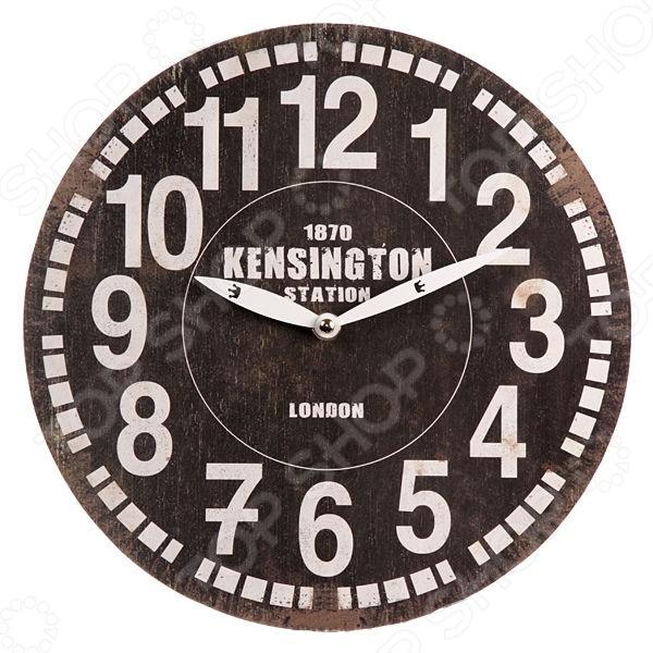 Часы настенные Mitya Veselkov 1870 Kensington Station часы goldsmied station d28 см