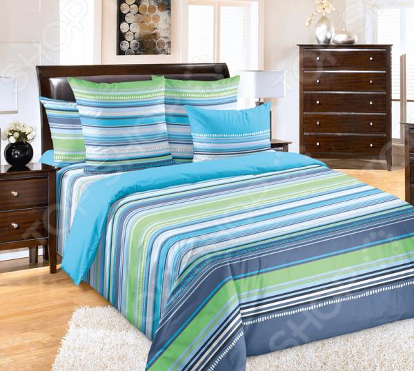 Комплект постельного белья Белиссимо «Дакота»