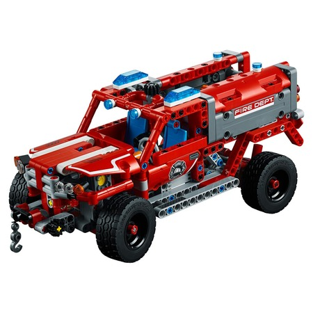 Купить Конструктор игровой для ребенка LEGO Technic «Служба быстрого реагирования»