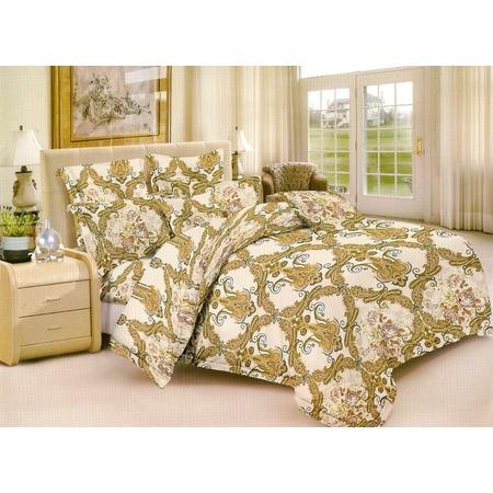 Купить Комплект постельного белья Pandora «Цветочный орнамент». 1,5-спальный