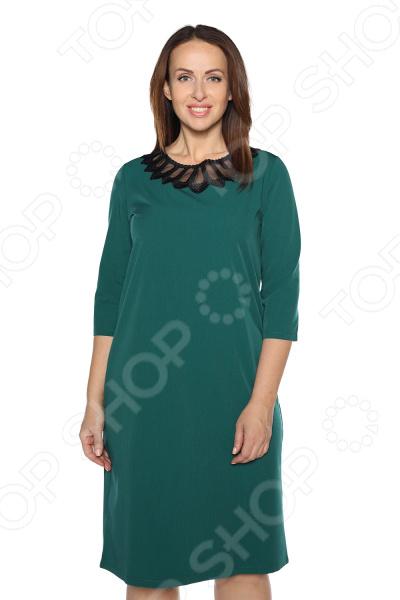 Платье Pretty Woman «Ожерелье королевы». Цвет: бирюзовый