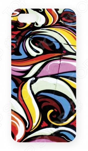 Чехол для IPhone 5 Mitya Veselkov «Граффити»