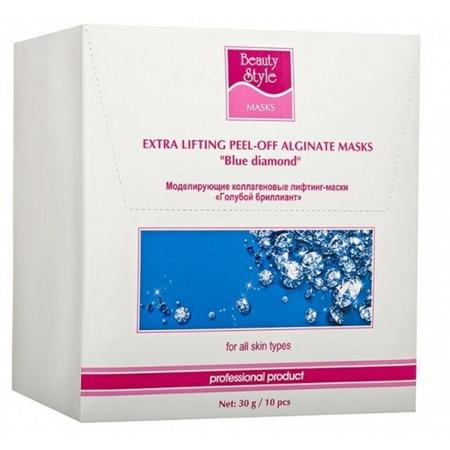 Купить Лифтинг-маска моделирующая Beauty Style 4503120 «Голубой бриллиант»