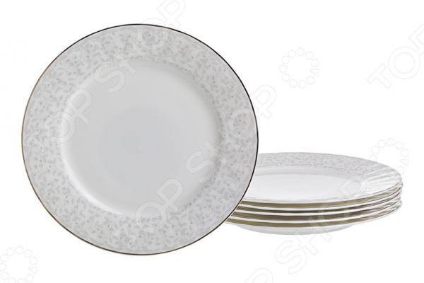 Набор десертных тарелок Lefard «Вивьен»