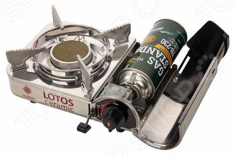 Плита газовая TOURIST Lotos Premium TR-300
