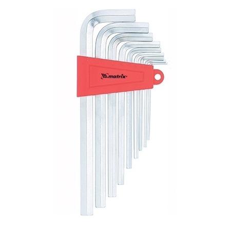 Купить Набор ключей имбусовых MATRIX 12302