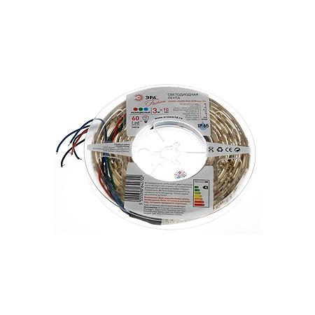 Купить Лента светодиодная Эра LS5050-60LED-IP65-RGB-eco-3m