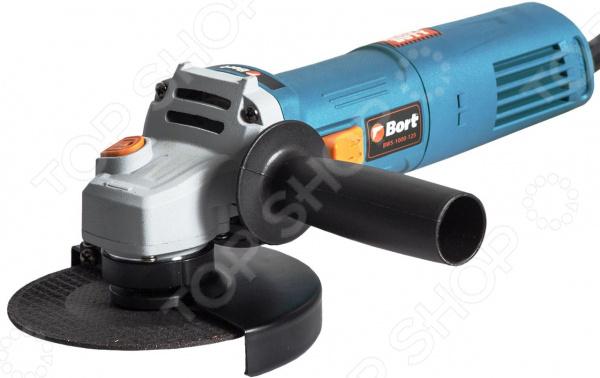 Машина шлифовальная угловая Bort BWS-1000-125 Машина шлифовальная угловая Bort BWS-1000-125 /