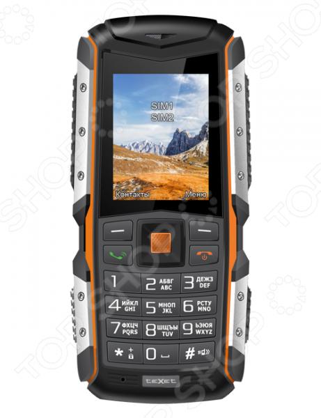 Телефон мобильный Texet ТМ-513R texet tm 513r