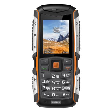 Защищенный мобильный телефон Texet TM-513R