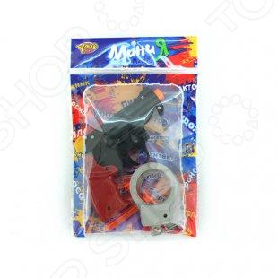 Игровой набор для мальчика Yako «Полиция» 1724708 yako toys игровой набор 3 в 1 я автодизайнер