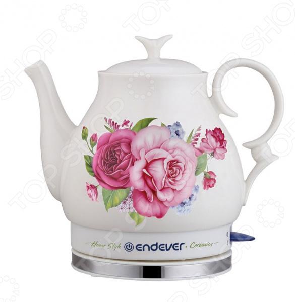 Чайник Endever Skyline KR-400 C цена и фото