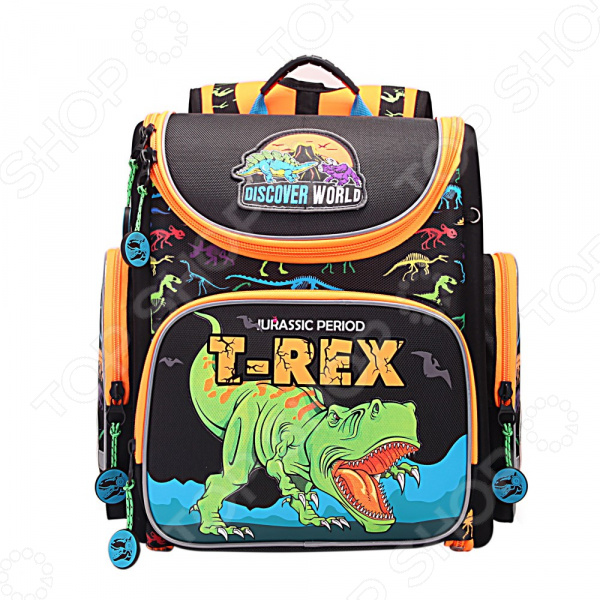 Рюкзак школьный Grizzly RA-870-6/1