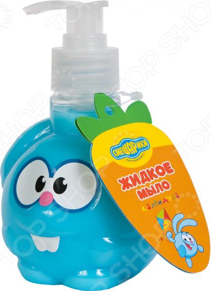 Мыло жидкое для ребенка Смешарики «Вокруг Света»