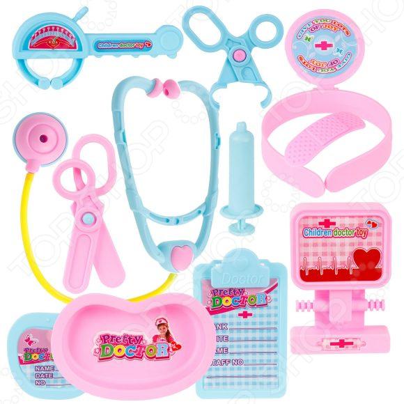 Игровой набор для ребенка Наша Игрушка в чемоданчике. В ассортименте