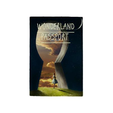 Купить Обложка для паспорта Mitya Veselkov «Волшебная страна»
