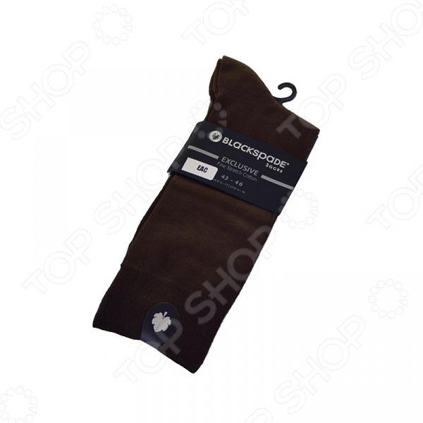 Носки мужские BlackSpade 9900. Цвет: коричневый