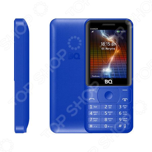 Телефон мобильный BQ 2425 Charger мобильный телефон bq mobile bq 2425 charger blue
