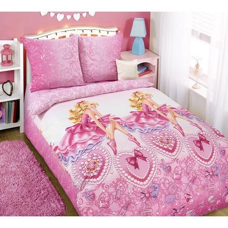 Купить Детский комплект постельного белья Бамбино «Блеск»