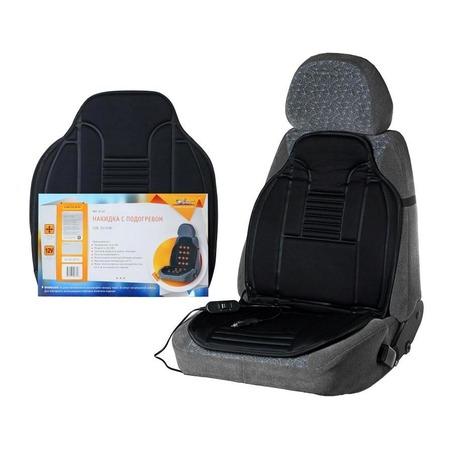 Купить Подогрев на 1 сиденье со спинкой 12В, с терморегулятором 35/45 Вт