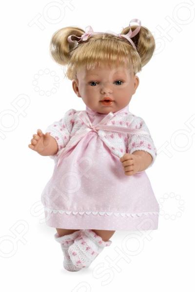 Кукла мягкая интерактивная Arias Т11065