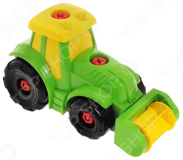 Фото Трактор игрушечный Keenway Build & Play