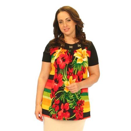 Купить Блуза Wisell «Первая радуга»