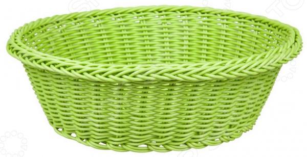 Корзинка для фруктов Miolla плетеная корзинка плетеная miolla ql400439