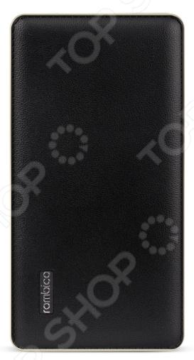 Аккумулятор внешний Rombica NEO X100 2600mah power bank usb блок батарей 2 0 порты usb литий полимерный аккумулятор внешний аккумулятор для смартфонов светло зеленый