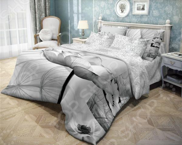 Комплект постельного белья Волшебная ночь Poppy постельное белье волшебная ночь комплект постельного белья кружево
