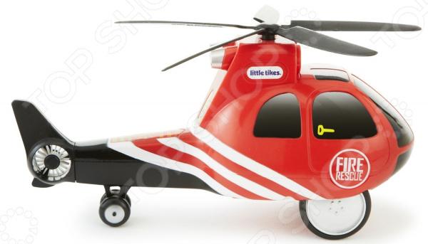 Игрушка интерактивная Little Tikes «Вертолет. Легкий старт» autocad легкий старт