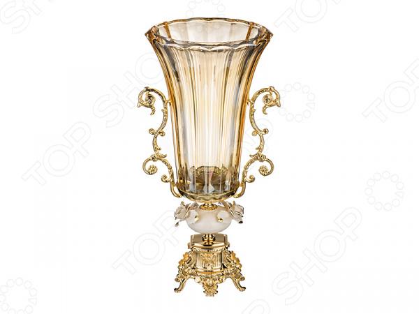 Ваза декоративная Franco 316-865 вазы pavone ваза хризантема