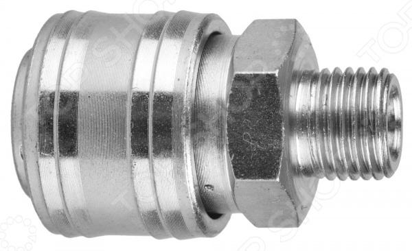 Переходник для пневмоинструмента Kraftool Expert Qualitat 06594