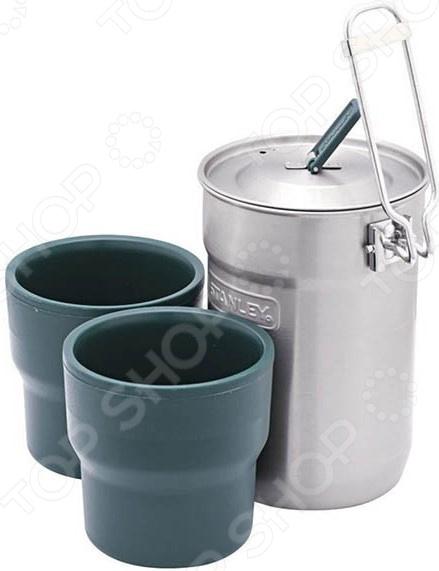 Набор походный: котелок и чашки Stanley Camp Cook Set