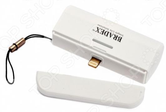 Аккумулятор для iPhone Bradex ультрапортативный Аккумулятор Bradex SU 0059 /Белый