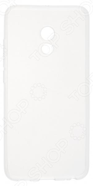 Чехол защитный skinBOX Meizu Pro 6 аксессуар чехол накладка для meizu m5 skinbox silicone chrome border 4people gold t s mm5 008