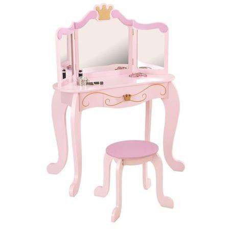 Купить Туалетный столик KidKraft с зеркалом «Принцесса»
