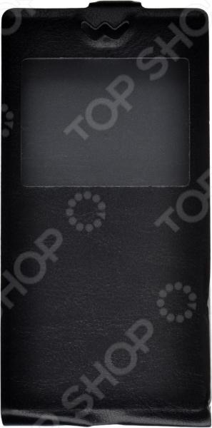 Чехол-флип skinBOX Huawei P8 Lite чехол skinbox huawei p8