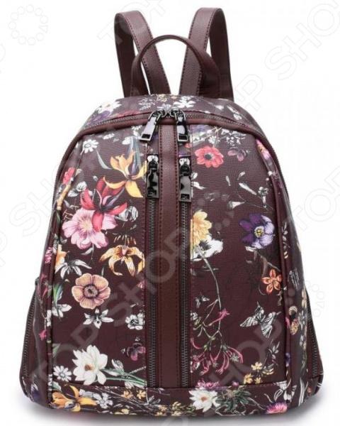 Рюкзак Ors Oro DW-853 «Цветы»
