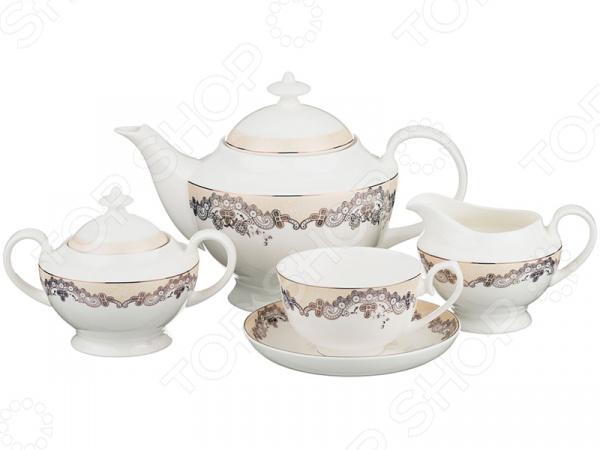 Чайный сервиз Japan Sakura «Присцилла» 169-081