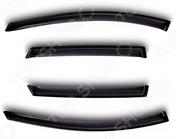 Дефлекторы окон SIM Toyota Camry, 2006-2011 аксессуары